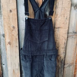 American Eagle Outfitters Dresses - American Eagle Corduroy Overall Dress